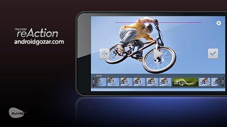 ReAction Slo-Mo Pro 1.00.08 Unlocked دانلود نرم افزار ایجاد حرکت آهسته از فیلم ها