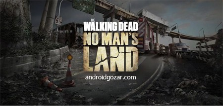 The Walking Dead No Man's Land 2.5.0.53 دانلود بازی مردگان متحرک+مود+دیتا