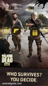 com nextgames android twd 3 169x300 The Walking Dead No Man's Land 1.7.1.1.2 دانلود بازی مردگان متحرک+مود+دیتا