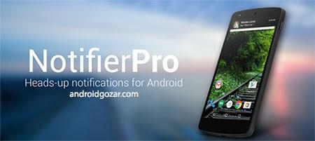 NotifierPro 11.4 Paid دانلود نرم افزار نوار اطلاع رسانی هوشیارانه