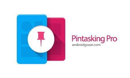 Pintasking Pro 1.0.9 دانلود نرم افزار افزودن میانبر و نوار وظیفه به اندروید
