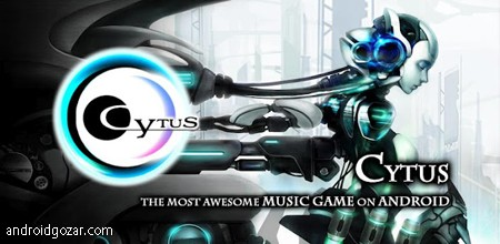 Cytus 8.0.2 دانلود بازی موزیکال سایتس + دیتا