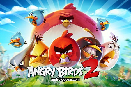 Angry Birds 2 2.14.0 دانلود بازی پرندگان خشمگین 2 اندروید + مود