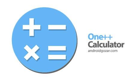 One++ Calculator Pro 1.7.3 دانلود ماشین حساب شگفت انگیز اندروید