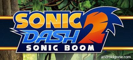 Sonic Dash 3.6.1.Go دانلود بازی سونیک دش اندروید + مود