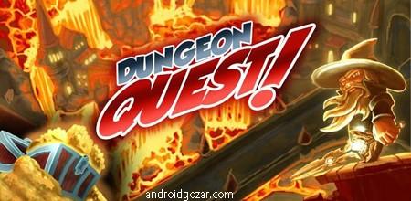 Dungeon Quest 3.0.0.0 دانلود بازی ماموریت زندان اندروید + مود