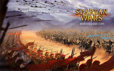 Spartan Wars: Blood and Fire 1.6.0 دانلود بازی جنگ های اسپارتان: خون و آتش