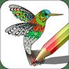 Coloring FULL 2.0.19 دانلود نرم افزار رنگ آمیزی تصاویر اندروید