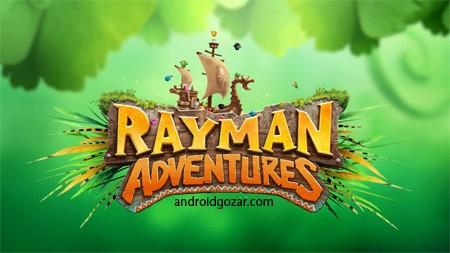 Rayman Adventures 2.2.2 دانلود بازی ماجراهای ریمن اندروید + دیتا