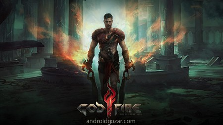 Godfire: Rise of Prometheus 1.1.3 دانلود بازی خدای آتش: ظهور پرومته+دیتا