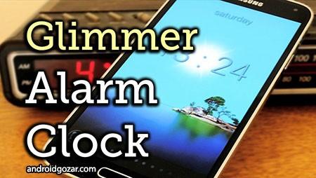 Glimmer (luminous alarm clock) Premium 2.0.12 دانلود ساعت زنگ دار درخشان