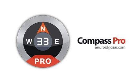 Compass Pro 1.4.0 دانلود دقیق ترین نرم افزار قطب نما