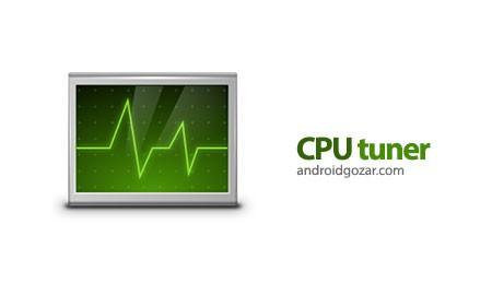 CPU tuner (Rooted phones) 3.4.2 میزان کننده CPU