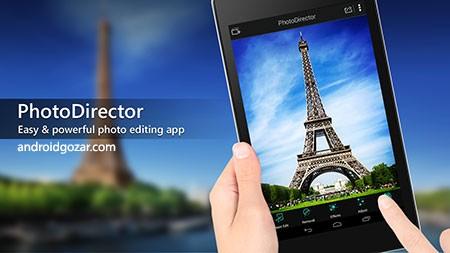 PhotoDirector Premium 5.0.1 دانلود ویرایشگر عکس قدرتمند اندروید