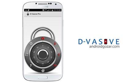 D-Vasive Anti-Spy 4.0.96 دانلود نرم افزار ضد جاسوسی اندروید