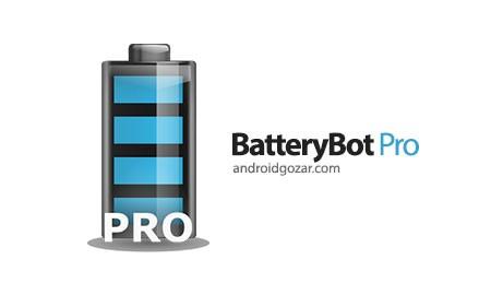 BatteryBot Pro 9.0.1 دانلود نرم افزار نمایش وضعیت و میزان شارژ باتری