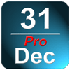date-month-status-bar-pro-icon