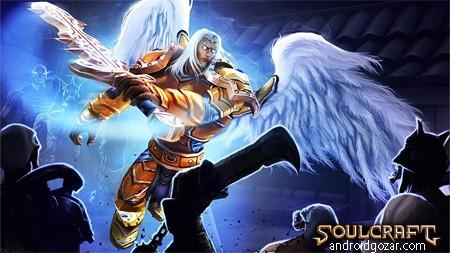 SoulCraft – Action RPG 2.8.1 دانلود بازی نقش آفرینی اکشن سول کرافت