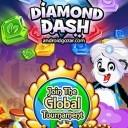 diamond dash 1 128x128 Diamond Dash 5.2 دانلود بازی گوشی موبایل الماس داش+مود