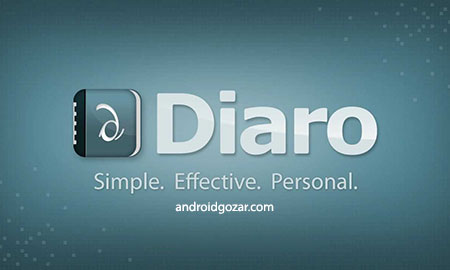 Diaro Pro – diary, journal, notes 3.8.2 دانلود نرم افزار ثبت خاطرات و یادداشت