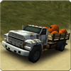 dirt-road-trucker-3d-icon