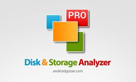Disk & Storage Analyzer [PRO] 3.0.5.3 Patched بررسی دیسک و ذخیره سازی