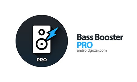 Bass Booster PRO – Music EQ 2.5 Paid دانلود نرم افزار تقویت باس