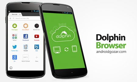 Dolphin – Best Web Browser 12.0.0 دانلود مرورگر دلفین اندروید