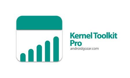 Kernel Toolkit Pro 1.2.1 دانلود نرم افزار جعبه ابزار کرنل (هسته)
