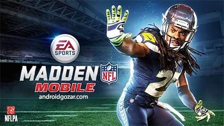 Madden NFL Mobile 3.5.0 دانلود بازی راگبی برای اندروید