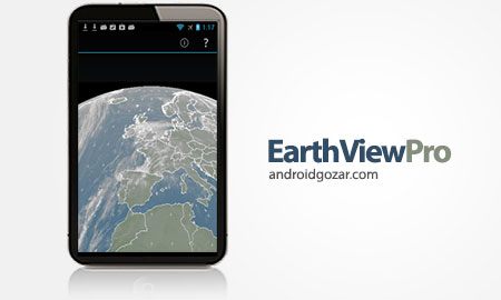 EarthViewPro 2.1 دانلود نرم افزار مشاهده سیاره زمین