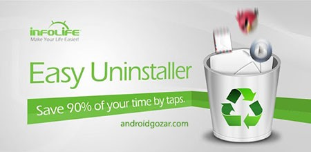 Easy Uninstaller App Uninstall Pro 3.2.7 حذف آسان برنامه های اندروید