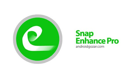 Snap Enhance Pro 2.1 نرم افزار افزایش جزئیات عکس