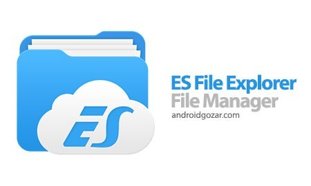 ES File Explorer File Manager 4.1.6.3.3 Final مدیریت فایل اندروید+مود+تم