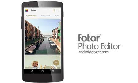Fotor Photo Editor Premium 4.3.2.475 نرم افزار ویرایش عکس