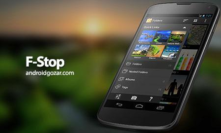 F-Stop Media Gallery Pro 4.8.1 نرم افزار گالری عکس و فیلم اندروید
