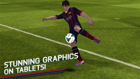 FIFA 14 by EA SPORTS™ 1.3.6 دانلود بازی فیفا 2014+دیتا+گزارشگر انگلیسی