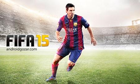 FIFA 15 Ultimate Team 1.7.0 دانلود بازی موبایل فیفا 15 اندروید + دیتا