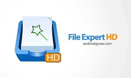 File Expert HD with Clouds Pro 2.2.8 مدیریت فایل تبلت