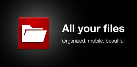 File Manager Premium 1.8.5 دانلود نرم افزار مدیریت و اشتراک گذاری فایل