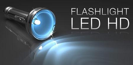 FlashLight HD LED Pro 1.93.11 دانلود نرم افزار چراغ قوه