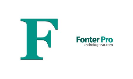 Fonter Pro – Best Font manager 2.9.6 دانلود نرم افزار تغییر فونت اندروید