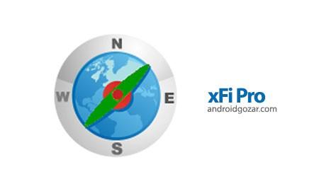 Find iPhone, Android: xFi Pro 2.4.6 ردیابی گوشی گم شده
