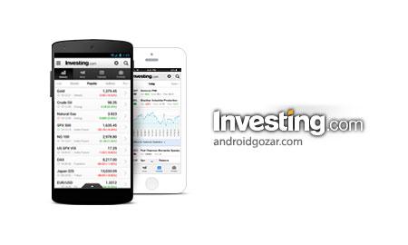 Stocks, Forex, Futures & News 2.6.5 Unlocked دانلود نرم افزار بازارهای مالی