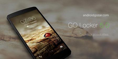 GO Locker VIP 6.06 دانلود بهترین قفل صفحه اندروید