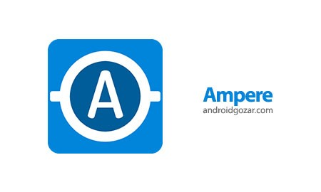 Ampere Pro 2.03 Final دانلود نرم افزار اندازه گیری شارژ و تخلیه باتری