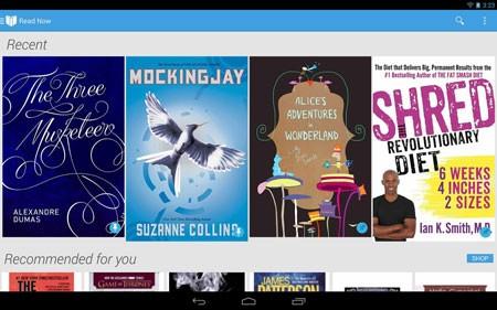 Google Play Books 3.10.25 دانلود نرم افزار کتاب های گوگل پلی