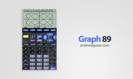 Graph 89 – (with TI84 support) 1.1.3c دانلود نرم افزار شبیه ساز ماشین حساب