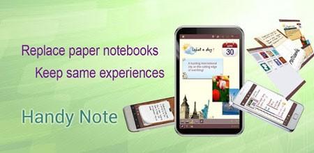 Handy Note Pro 7.1.4 دانلود نرم افزار دفتر یادداشت