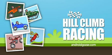 Hill Climb Racing 1.31.2 دانلود بازی رانندگی اعتیاد آور و سرگرم کننده+مود